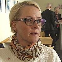 Maria Stenberg (S), landstingsråd Norrbotten