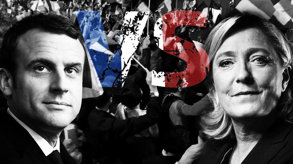 De två presidentkandidaterna håller inte med varandra i en enda fråga.