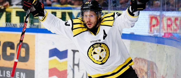 Brynäs är en seger från SM-guld efter att ha vunnit mot HV71 med 2-0.