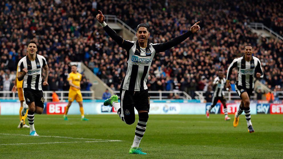 Newcastle tillbaka i premier league