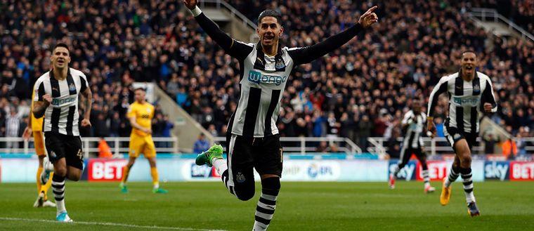 Det blev bara ett år i The Championship, nu är Newcastle tillbaka i Premier League