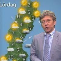 Det blir fortsatt blött och kallt till Valborg.
