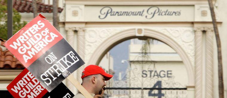 Senaste gången som WGA gick ut i strejk var 2007.