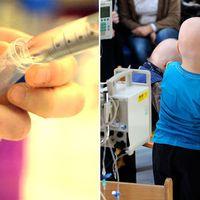 Larm: Cancermediciner testas inte för barn