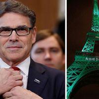 Minister: USA bör följa Parisavtalet
