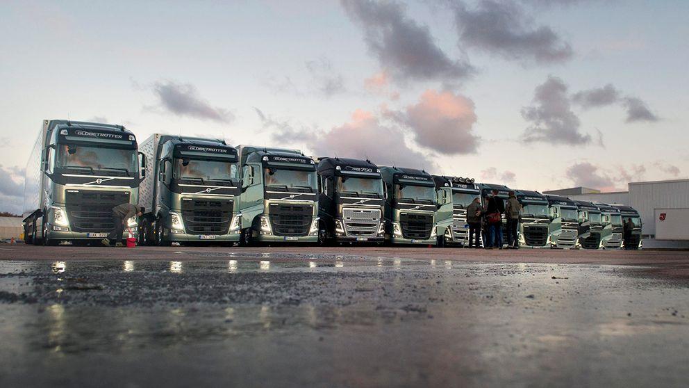 Nu får AB Volvo betala två miljarder i skatt – och blir en av Sveriges största skattebetalare.