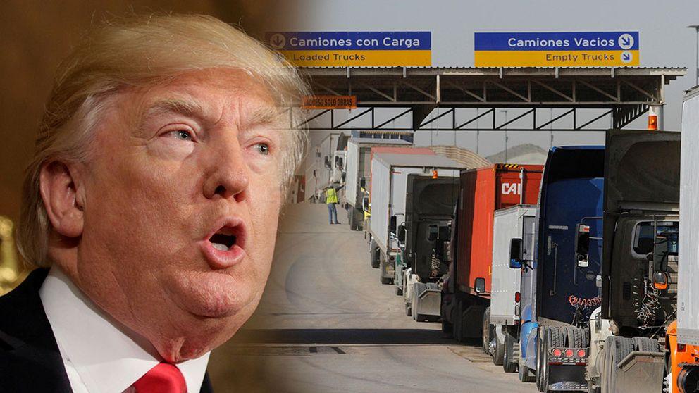 USA: Nafta ska omförhandlas snabbt