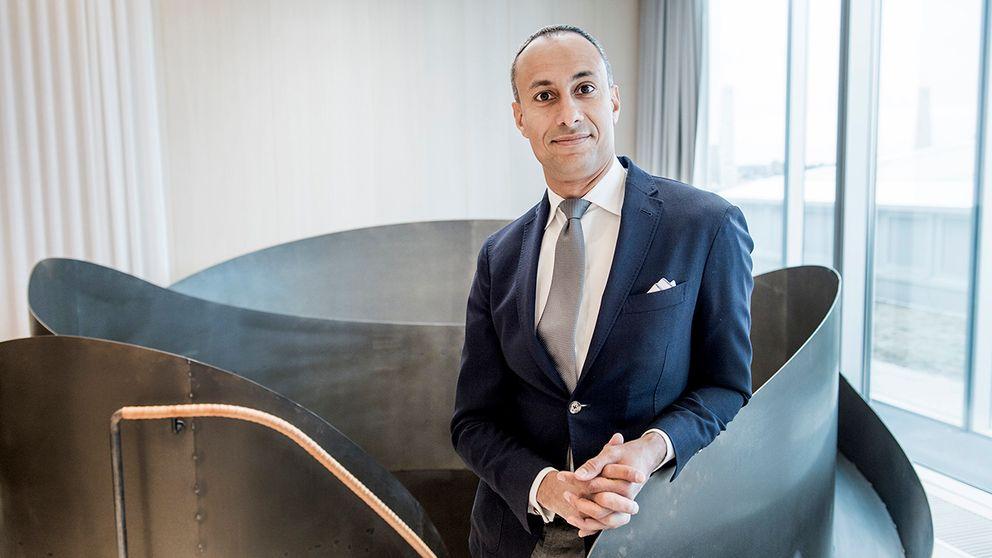 Klas Tikkanen, finanschef på Nordic Capital
