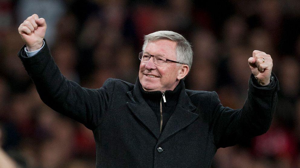Sir Alex Ferguson kommer till Malmö.