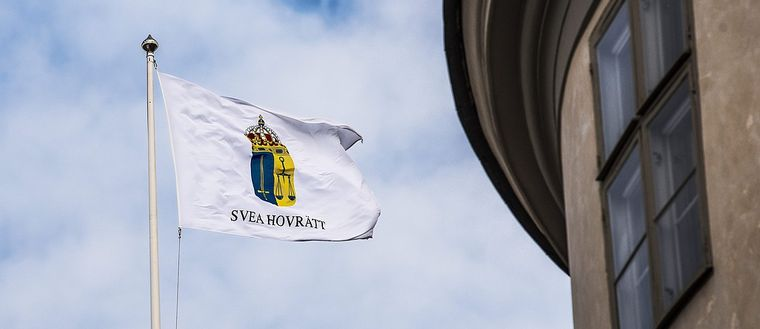 Flagga från Svea hovrätt