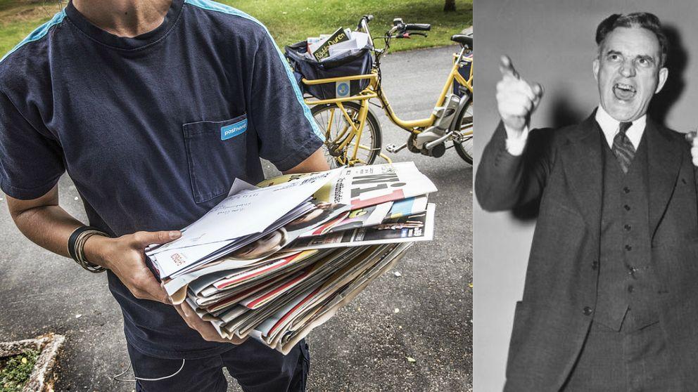 Slopat pristak på Postnord gick inte hem hos SVT Nyheters Facebook-användare.