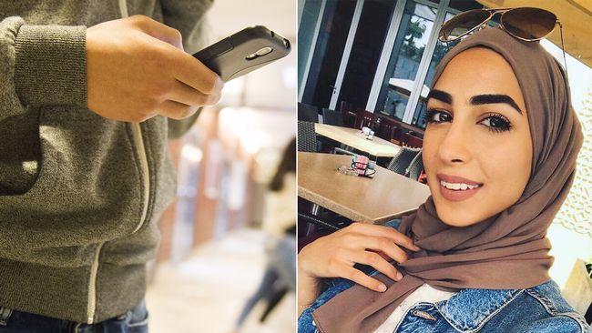 Aye slåss för sin rätt att bära slöja – polisanmäler trakasserier