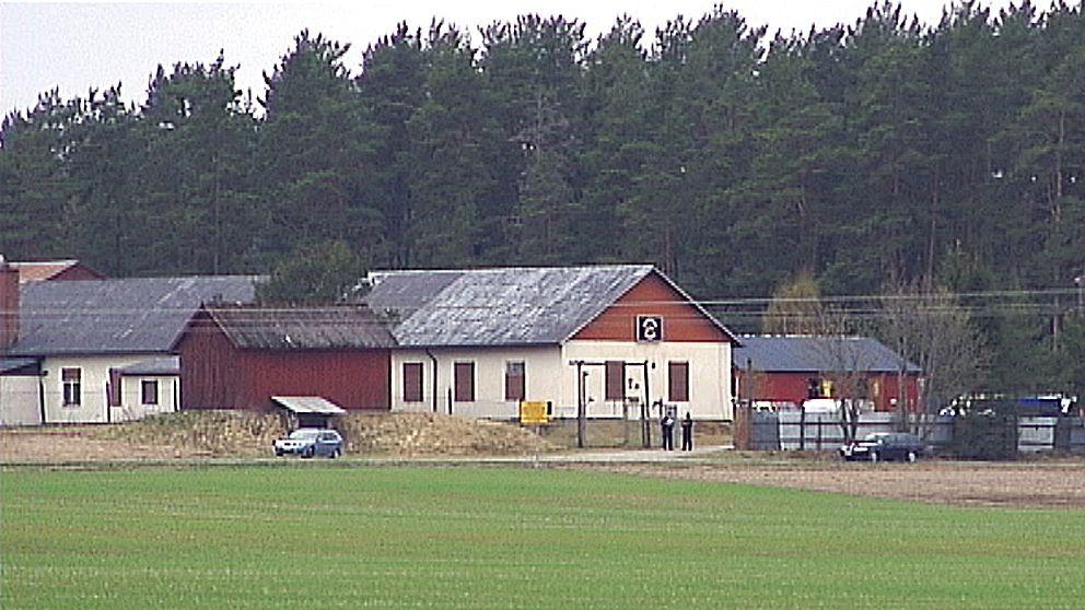 I dag inspekterade Karlstads kommuns personal Hells Angels före detta klubblokaler på Härtsöga i Karlstad. Enligt kommunen har MC-gänget lämnat gården.