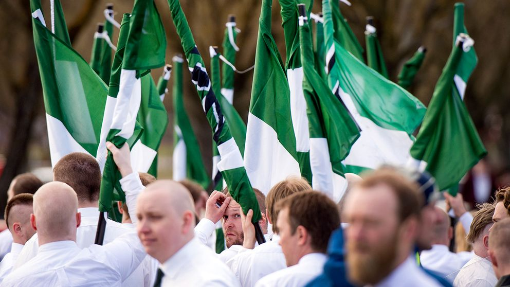 Nazistiska Nordiska motståndsrörelsens (NMR) har stått för 2700 aktiviteter.