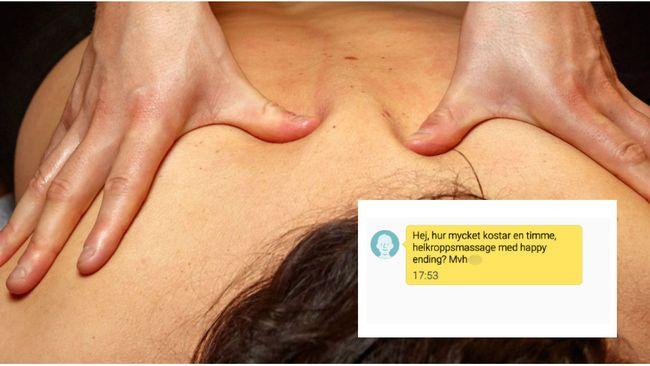 massage trollhättan helkroppsmassage malmö