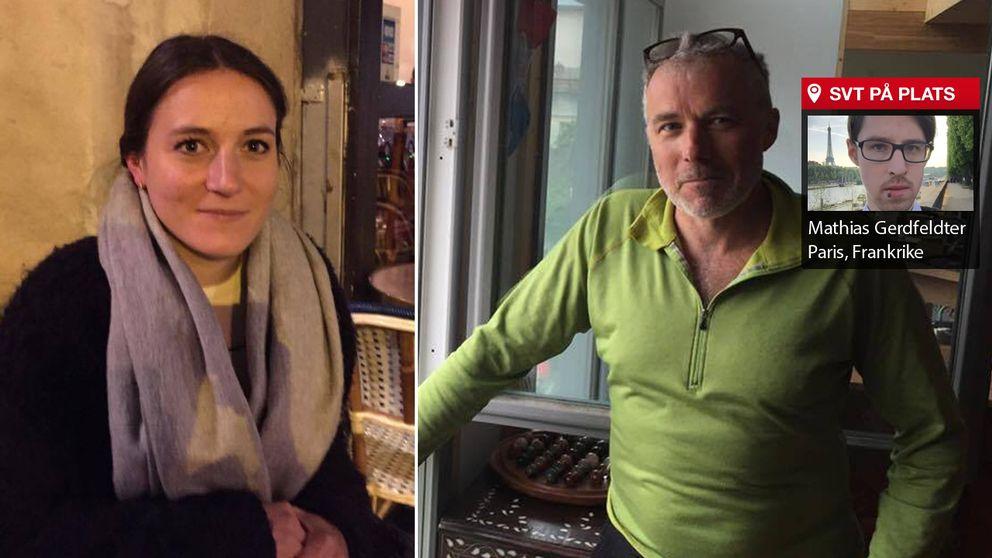 Margot Leclercq, som röstat på socialdemokraterna, och Alain Costes, som kampanjar för den mer radikala väsntern, är i dag ense om att Macron bör bli nästa president, men har olika syn på om han förtjänar deras röster.