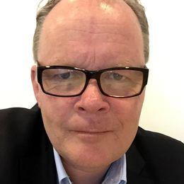 Porträtt på Mats Hammarstedt.