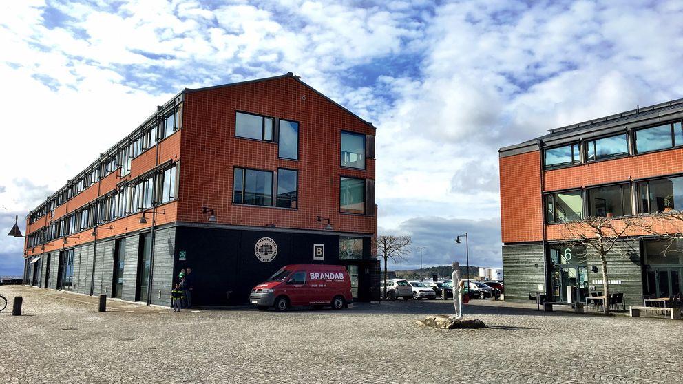 bth, blekinge tekniska högskola, campus karlshamn, bth karlshamn