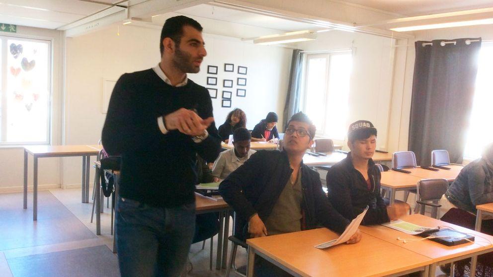 Språkintroduktionsklass