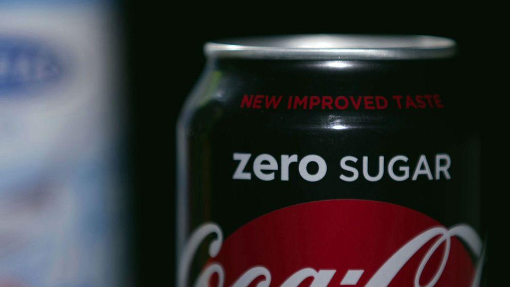 cola zero gravid
