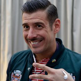 Francesco Gabbani tävlar för Italien.