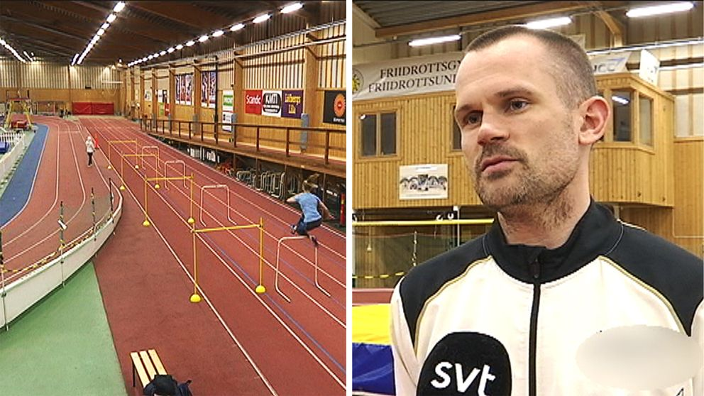 Stefan Holm utreder möjligheterna till ett hoppcentrum i Karlstad