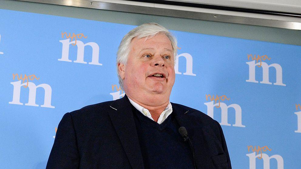 Lars-Ingvar Ljungman är Moderaternas förbundsordförande i Skåne.