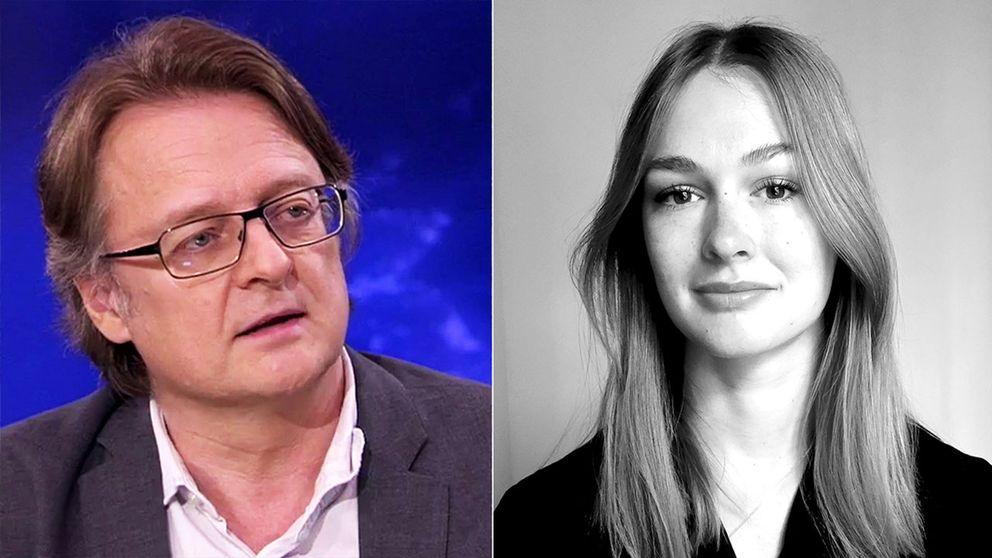 Dan Josefsson och Anna Nordbeck