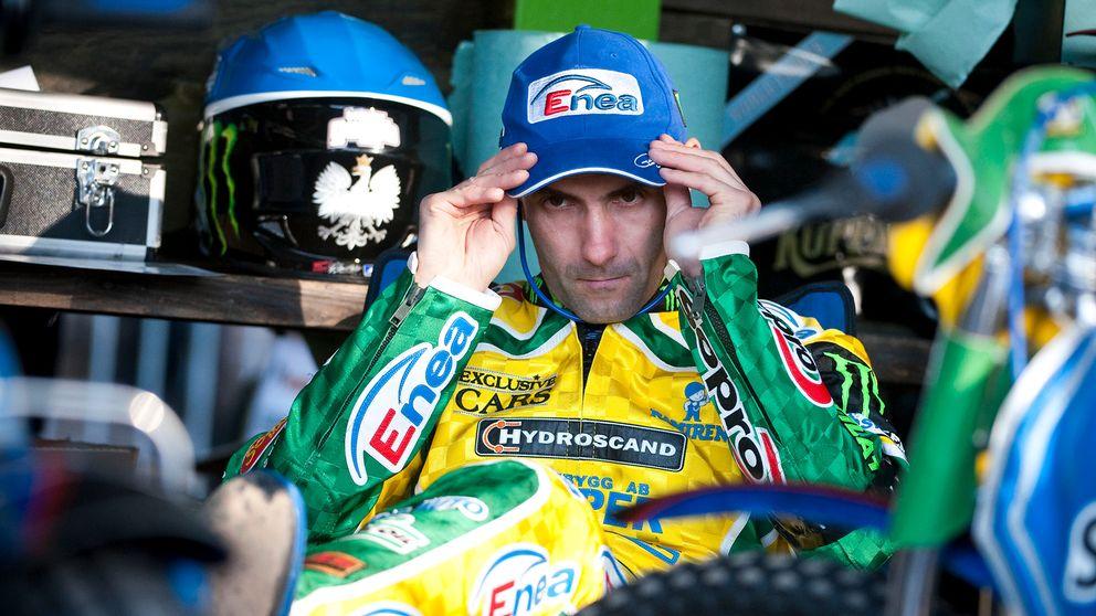 Polske speedwayföraren Tomasz Gollob.