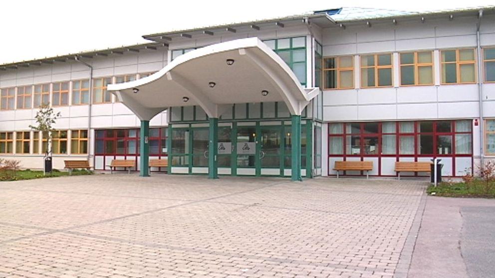 Knut Hahn-skolan.