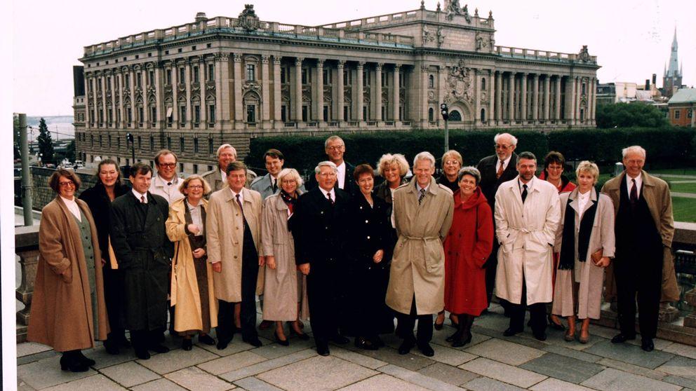 Den socialdemokratiska regeringen 1994