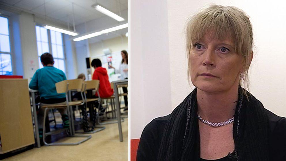 Anne-Lie Vainik, doktorand i socialt arbete.