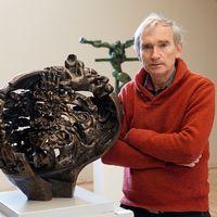 Ander Nyhlen, Galleri Astley vid skulpturen Livets träd