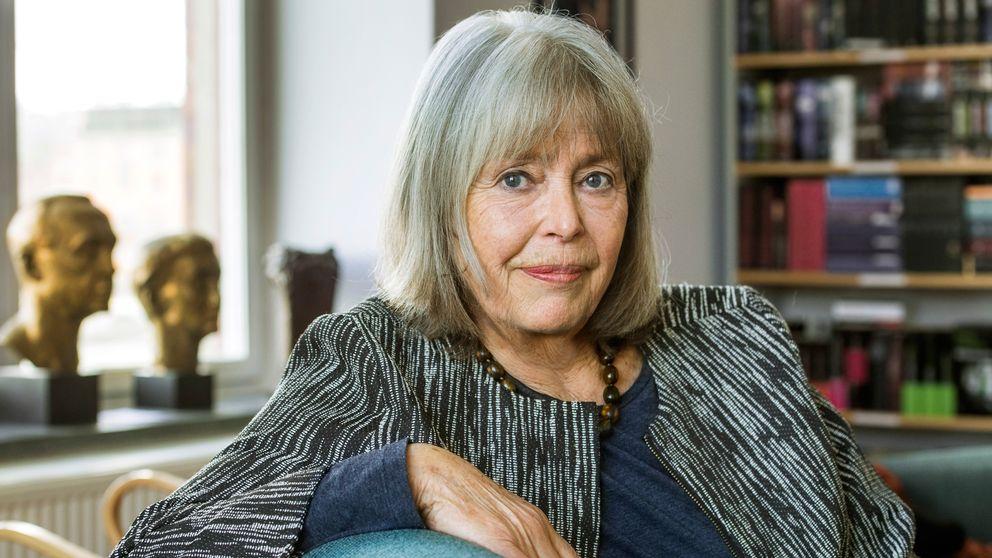 Författaren Agneta Pleijel.