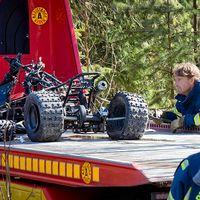 fyrhjuling olycka räddningstjänst