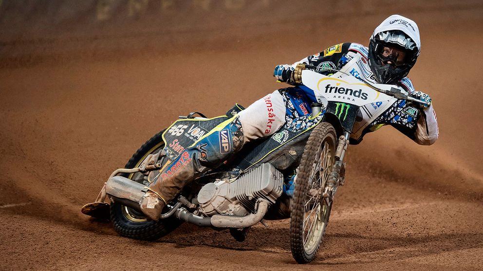 Fredrik Lindgren har gett klartecken för start i Daugavpils VM-tävling.