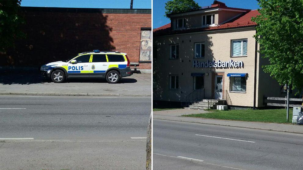 Handelsbanken i Österbybruk.