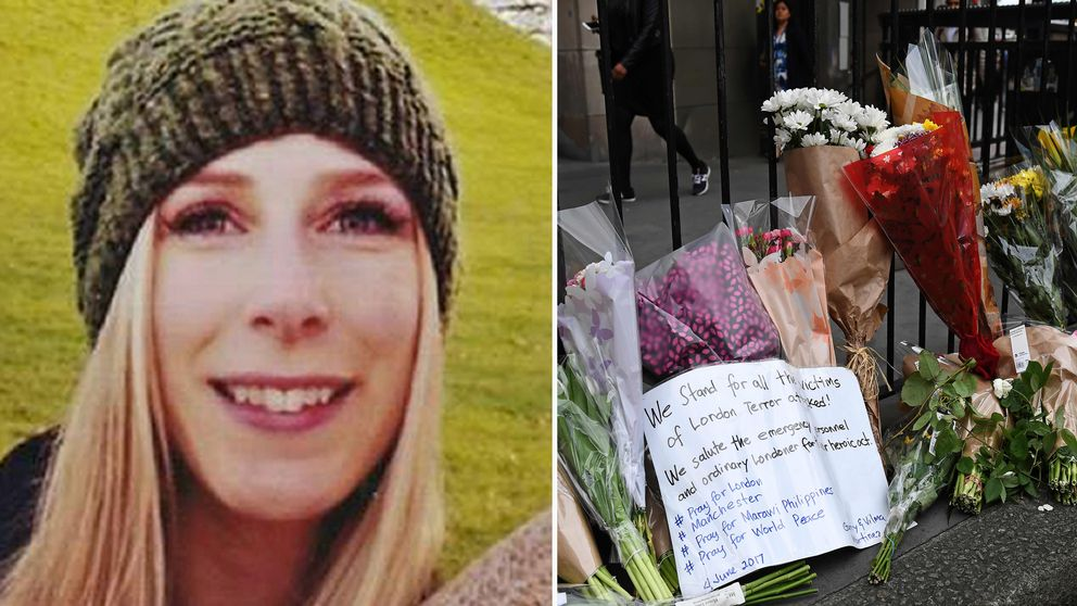 Kanadensiska Christine Archibald var ett av offren.