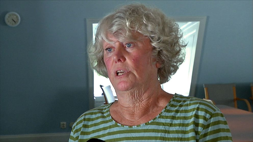 Politikern Birgitta Sevefjord.