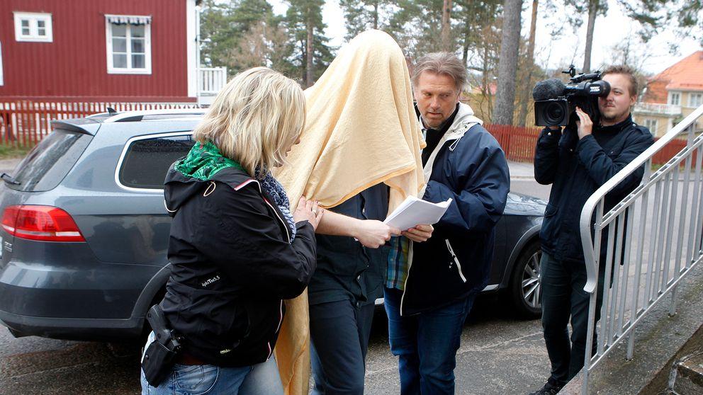 Den 22-årige expojkvännen som misstänks för mordet på Tova Moberg kan lida av en allvarlig psykisk störning, det visar den mindre rättspsykiatriska undersökning som genomförts.