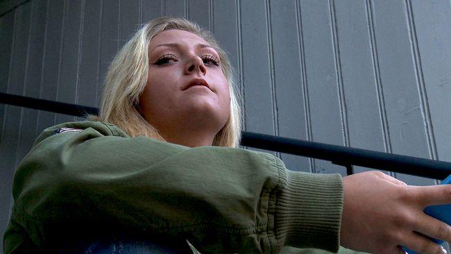 Vecka 24  Hon ska precis lämna behandlingshemmet för unga missbrukare  2c46efce14952