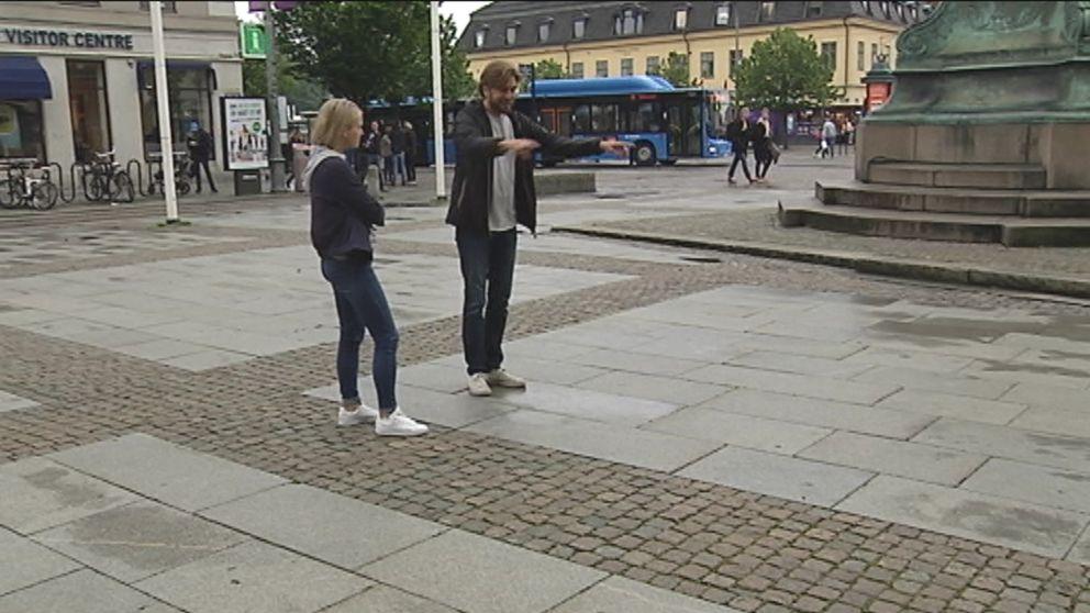 Ruben Östlund vill införa en ruta i Göteborg