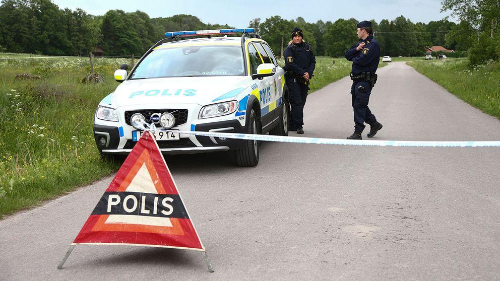 dubbelmord mantorp mjölby polis öst