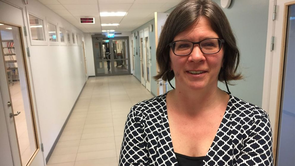 Sofie Westling, psykiatriker och forskare i Lund.