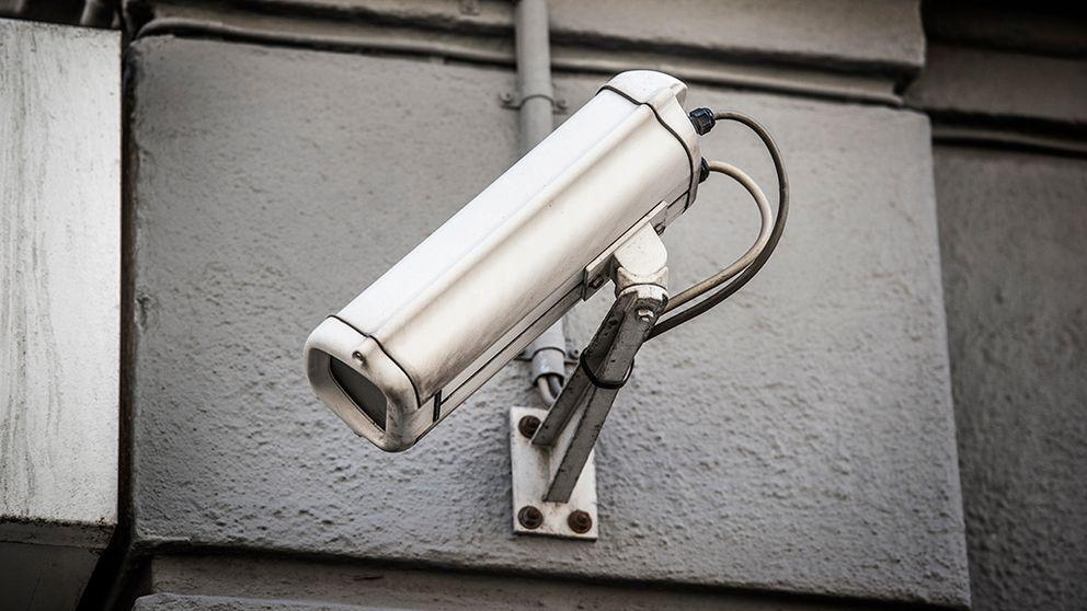 öÖvervakningskamera
