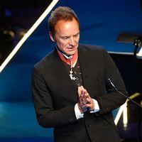 Sting och Wayner Shorter prisades under torsdagskvällen.
