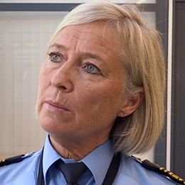 Skånes regionpolischef Carina Persson.