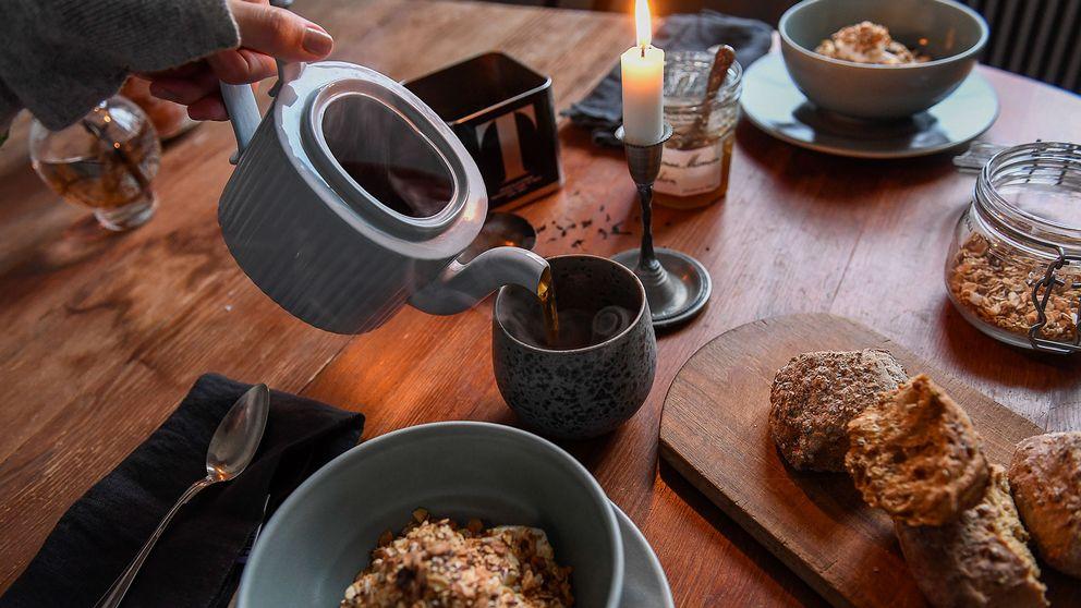 Frukosten kan spela in hur du fattar dina beslut under dagen.