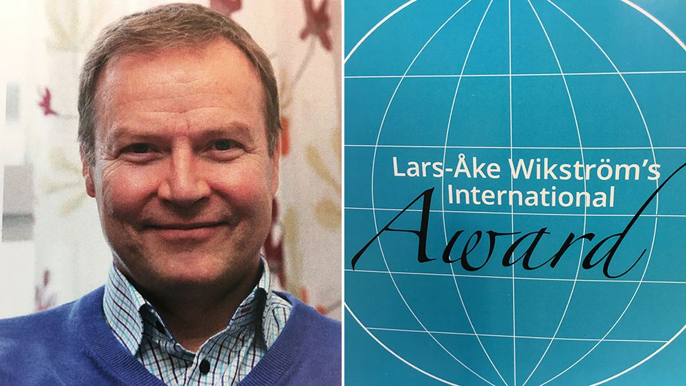 Lars-Åke Wikströms International Award