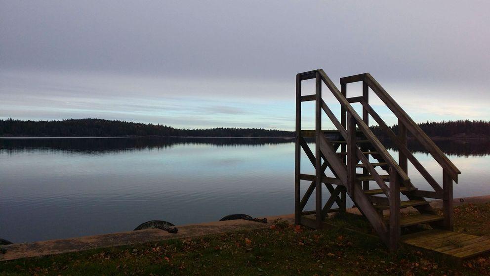Vättern söder om Askersund